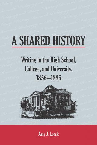 Cover of A Shared History featuring a vintage photo of Male High School